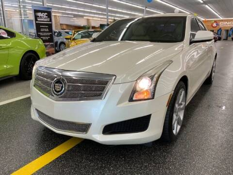 2014 Cadillac ATS for sale at Dixie Motors in Fairfield OH