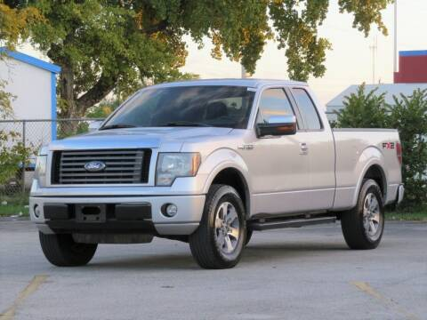 2010 Ford F-150 for sale at DK Auto Sales in Hollywood FL