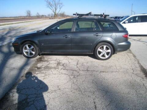 2005 Mazda MAZDA6 for sale at BEST CAR MARKET INC in Mc Lean IL