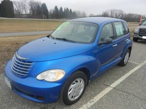 2006 Chrysler PT Cruiser for sale at Dales Auto Sales in Hutchinson MN