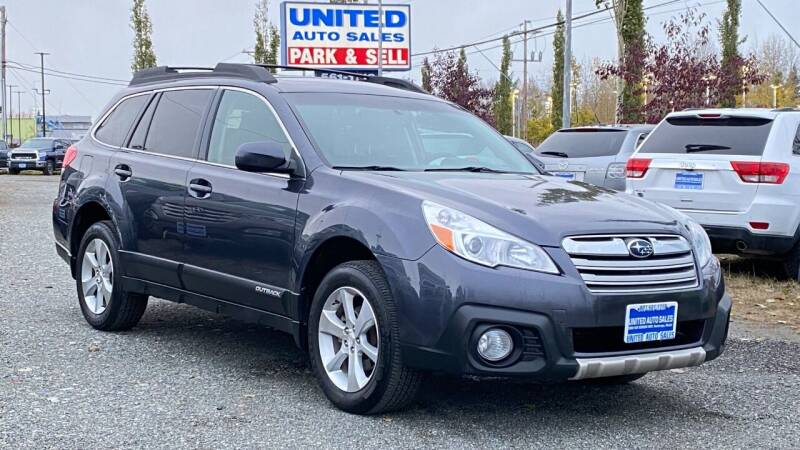 2013 Subaru Outback for sale at United Auto Sales in Anchorage AK