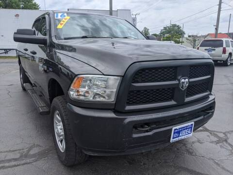 2016 RAM Ram Pickup 3500 for sale at GREAT DEALS ON WHEELS in Michigan City IN