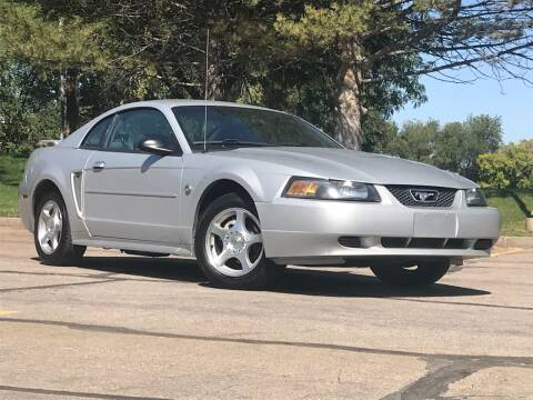 2004 Ford Mustang for sale at Used Cars and Trucks For Less in Millcreek UT