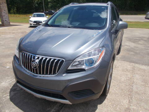 2013 Buick Encore for sale at Howell Buick GMC Nissan in Summit MS