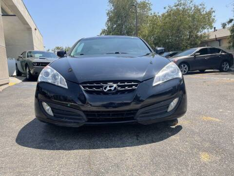 2012 Hyundai Genesis Coupe for sale at AutoHaus Loma Linda in Loma Linda CA