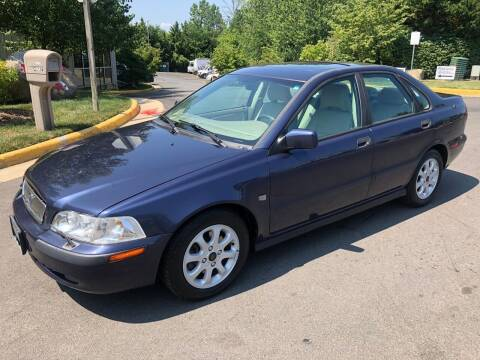 2002 Volvo S40 for sale at Dreams Auto Group LLC in Sterling VA