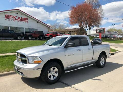 2012 RAM Ram Pickup 1500 for sale at Efkamp Auto Sales LLC in Des Moines IA