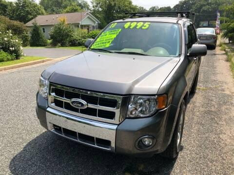 2010 Ford Escape for sale at Washington Auto Repair in Washington NJ