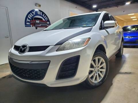 2011 Mazda CX-7 for sale at Italy Blue Auto Sales llc in Miami FL