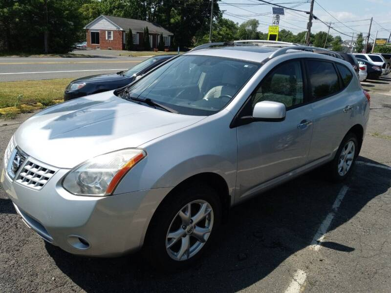 2010 Nissan Rogue for sale at Balfour Motors in Agawam MA