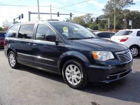 2013 Chrysler Town and Country for sale at Linus International Inc in Tampa FL