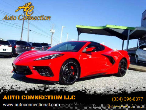 2020 Chevrolet Corvette for sale at AUTO CONNECTION LLC in Montgomery AL