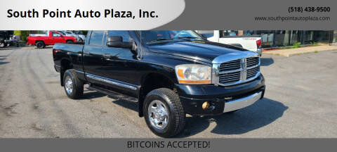 2006 Dodge Ram Pickup 3500 for sale at South Point Auto Plaza, Inc. in Albany NY