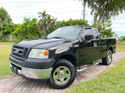 2008 Ford F-150 for sale at Citywide Auto Group LLC in Pompano Beach FL