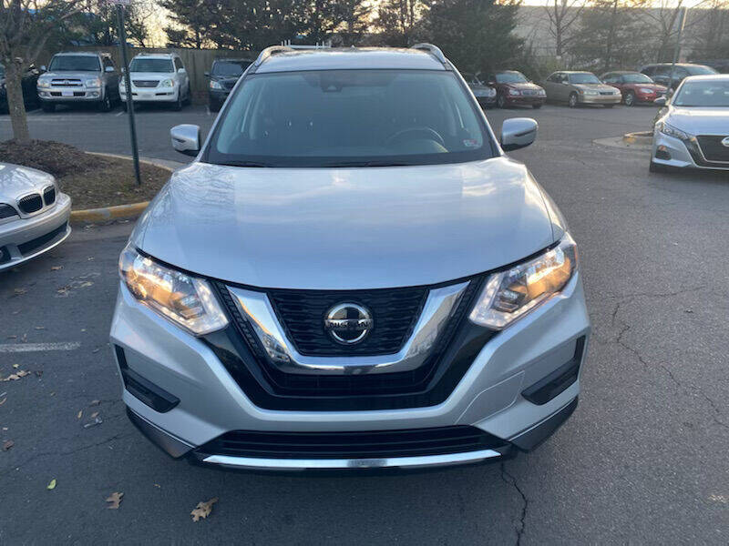 2019 Nissan Rogue for sale at Pleasant Auto Group in Chantilly VA