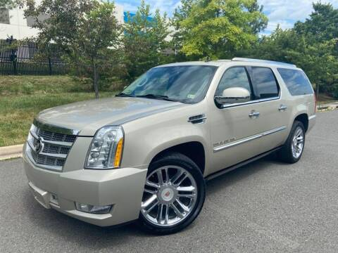 2013 Cadillac Escalade ESV for sale at Crown Auto Group in Falls Church VA