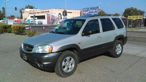 2004 Mazda Tribute for sale at Larry's Auto Sales Inc. in Fresno CA