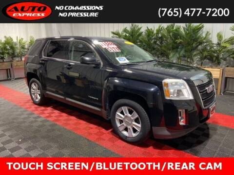 2013 GMC Terrain for sale at Auto Express in Lafayette IN
