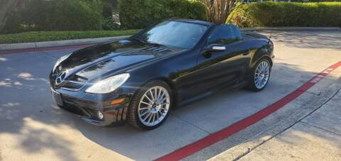 2006 Mercedes-Benz SLK for sale at Motorcars Group Management - Bud Johnson Motor Co in San Antonio TX