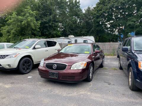 2007 Buick Lucerne for sale at Auto Gallery in Taunton MA