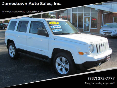 2011 Jeep Patriot for sale at Jamestown Auto Sales, Inc. in Xenia OH