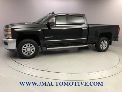 2015 Chevrolet Silverado 2500HD for sale at J & M Automotive in Naugatuck CT