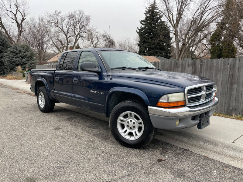 2002 Dodge Dakota for sale at Ace Auto Sales in Boise ID