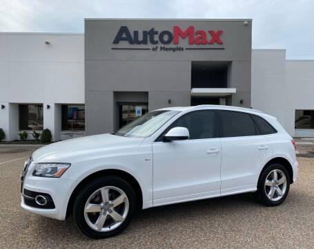 2012 Audi Q5 for sale at AutoMax of Memphis in Memphis TN