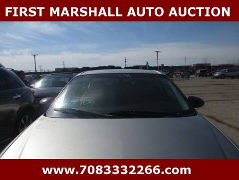 2006 Chevrolet Monte Carlo for sale at First Marshall Auto Auction in Harvey IL