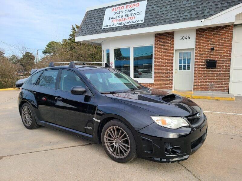2013 Subaru Impreza for sale at Auto Expo in Norfolk VA