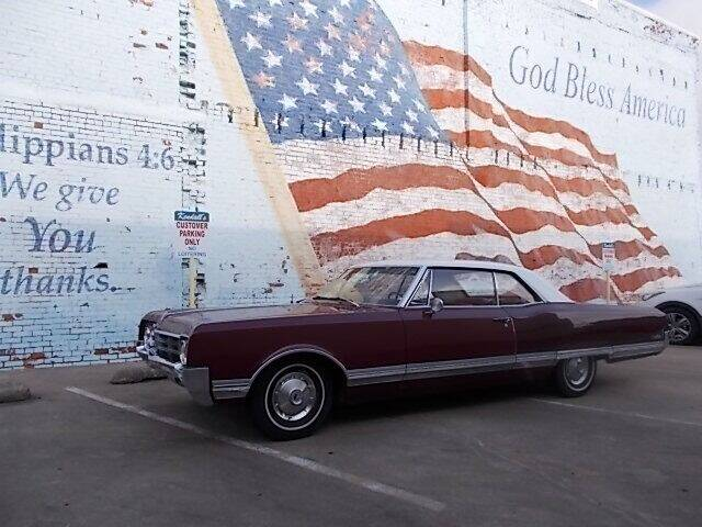 1965 Oldsmobile Ninety-Eight for sale at LARRY'S CLASSICS in Skiatook OK