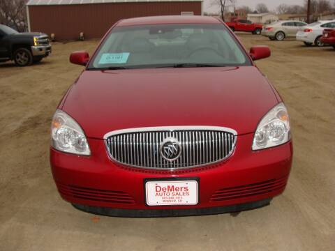 2008 Buick Lucerne for sale at DeMers Auto Sales in Winner SD