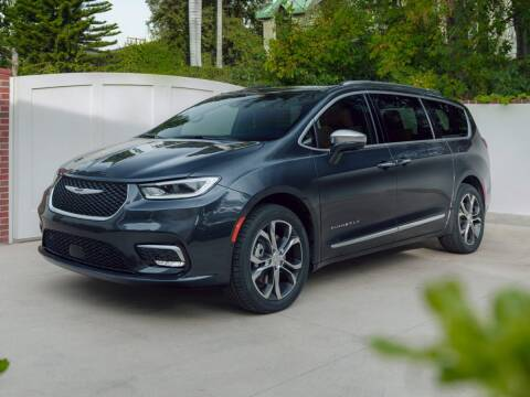 2021 Chrysler Pacifica for sale at GRIEGER'S MOTOR SALES CHRYSLER DODGE JEEP RAM in Valparaiso IN