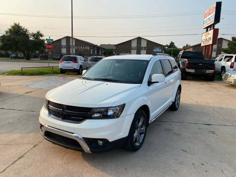 2016 Dodge Journey for sale at Car Gallery in Oklahoma City OK