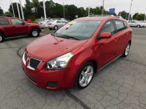 2009 Pontiac Vibe for sale at Paniagua Auto Mall in Dalton GA