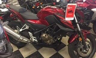 2018 Honda CB300FAJ for sale at Irv Thomas Honda Suzuki Polaris in Corpus Christi TX
