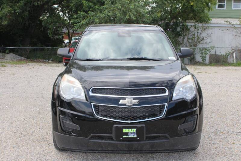2015 Chevrolet Equinox for sale at Bailey & Sons Motor Co in Lyndon KS
