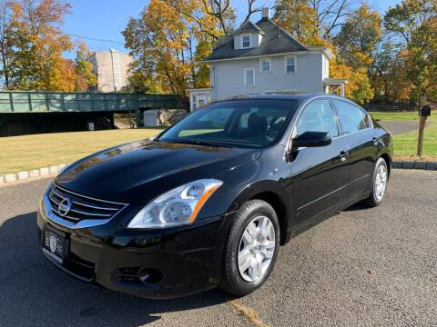 2011 Nissan Altima for sale at Mula Auto Group in Somerville NJ