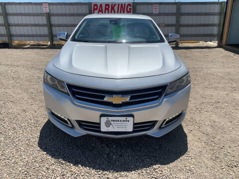 2014 Chevrolet Impala for sale at TRUCK & AUTO SALVAGE in Valley City ND