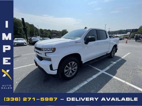 2020 Chevrolet Silverado 1500 for sale at Impex Auto Sales in Greensboro NC