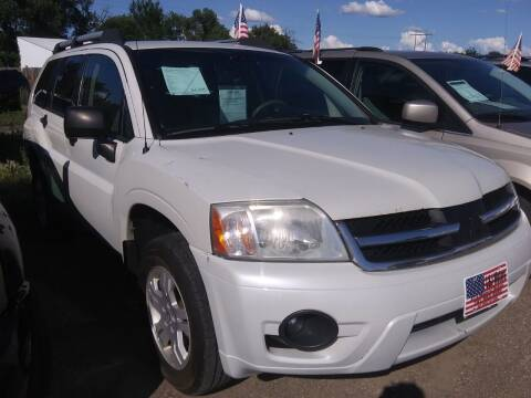 2007 Mitsubishi Endeavor for sale at L & J Motors in Mandan ND