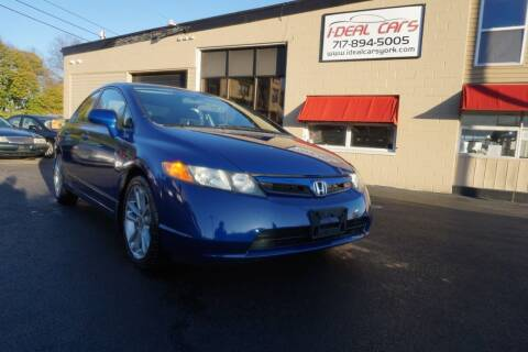 2008 Honda Civic for sale at I-Deal Cars LLC in York PA