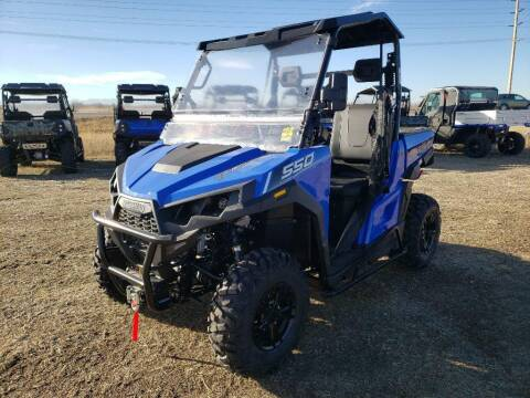 2021 Massimo T-BOSS 550 for sale at Snyder Motors Inc in Bozeman MT