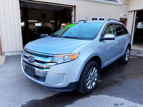2013 Ford Edge for sale at Dijie Auto Sale and Service Co. in Johnston RI