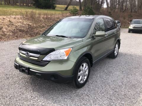 2007 Honda CR-V for sale at R.A. Auto Sales in East Liverpool OH