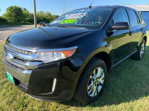 2012 Ford Edge for sale at FREDDY'S BIG LOT in Delaware OH
