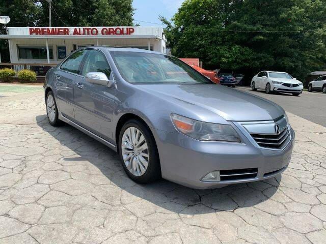 2011 Acura RL for sale in Durham, NC