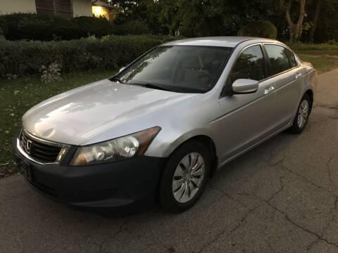 2009 Honda Accord for sale at Urban Motors llc. in Columbus OH