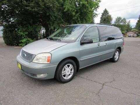 2007 Ford Freestar for sale at Triple C Auto Brokers in Washougal WA