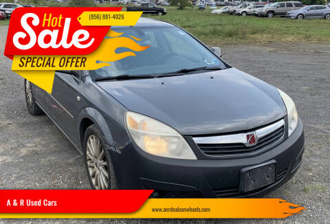 2008 Saturn Aura for sale at A & R Used Cars in Clayton NJ